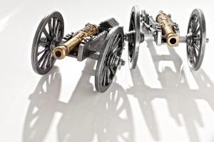Napoleonische Kanonen