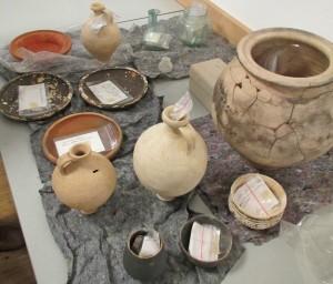 Bild 11. VV-Uedesheim römische Artefakte